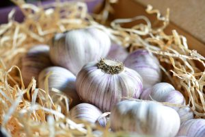 How to store Organic Garlic